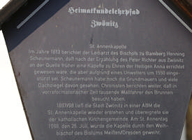 St. Annen-Kapelle Zwönitz