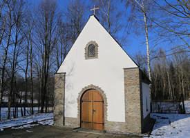 Außenansicht St. Annen-Kapelle