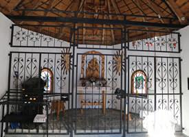 St. Annen-Kapelle innen
