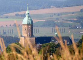 St. Annenkirche Kirche in Annaberg-Buchholz